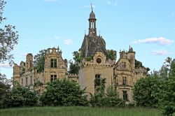 Château de Motte-Chandeniers