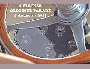Geleense Oldtimer Parade 2018