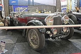 Alvis SP25 - 1936
