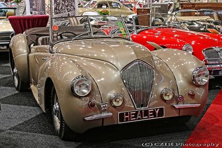 Westland Healey - 1947