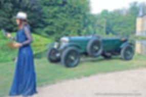Bentley Speed-Six Le Mans Tourer - 1930
