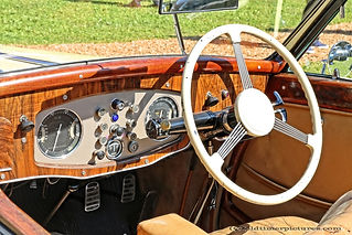 Delahaye 135M Cabriolet Chapron - 1946