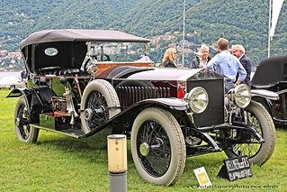 Rolls-Royce 40-50HP Silver Ghost Torpedo Phaeton by Kellner - 1914