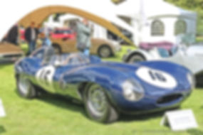 Jaguar D-Type Short Nose - 1955