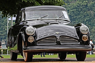 Delahaye 135 M Sport Coupe by Hebmuller - 1948