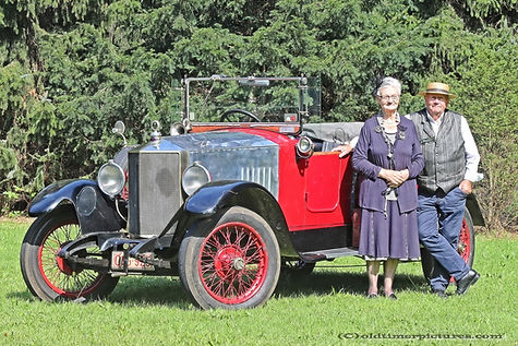 Metallurgique 12-14 Sports Roadster - 1921