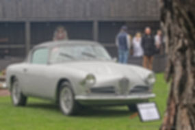 Alfa Romeo 1900 CSS Coupe - 1957