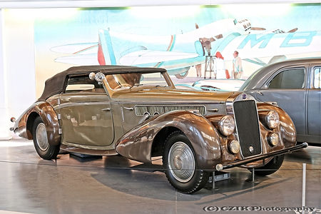 Delage Type D8-120 by D'Ieteren - 1939