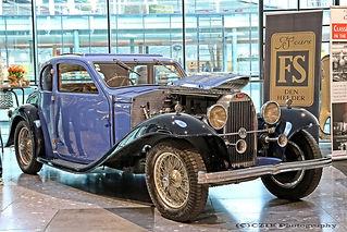 Bugatti 57 Ventoux Serie 1 - 1934