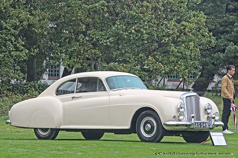 Bentley R-Type Continental - 1953