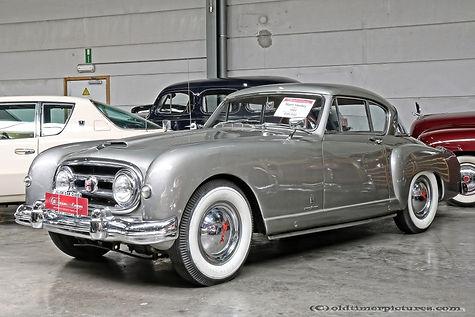 Nash-Healey Le Mans Coupé - 1954