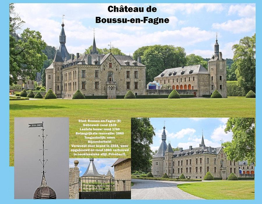Château de Boussu-en-Fagne