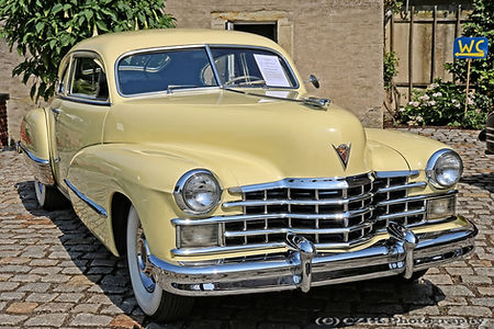 Cadillac 62 Club Coupe 1947