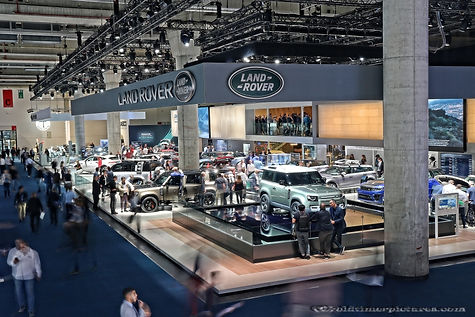 IAA 2019-Landrover - Jaguar