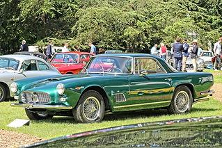 Maserati GTi 3500 - 1963
