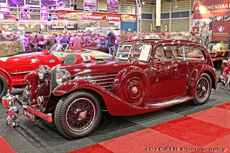 SS1 Airline Saloon 2.5l -1935