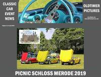 Picnic Schloss Merode 2019