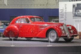 Alfa Romeo 8C 2900B Touring Berlinetta - 1939
