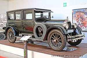 Paige-Detroit 670 - 1924