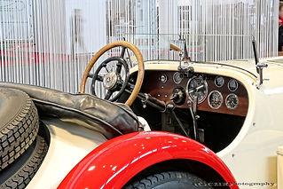 Mercedes SSK - 1929