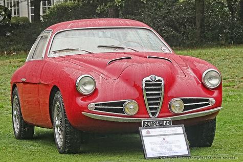 Alfa Romeo 1900 C Super Sprint Zagato - 1955