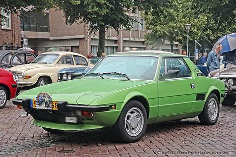 Fiat x1/9 - 1978