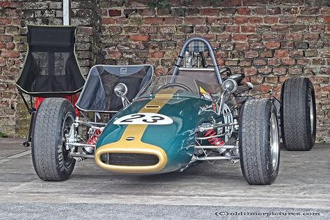 Brabham BT18 F3 - 1966