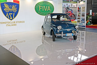 Fiat 500 N America - 1959