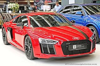 Audi R8 RWS - 2018