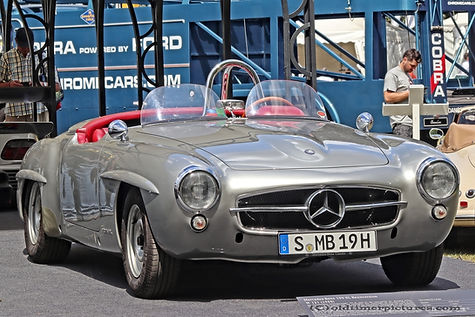 Mercedes-Benz 190 SL Rennversion - 1955