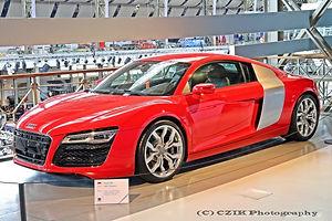 Audi R8 - 2013