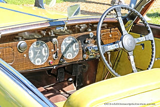 Delahaye 135 Cabriolet by Tüscher - 1938