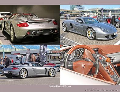 2004-Porsche Carrera GT