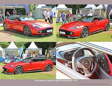 2019-Aston Martin Vanquish Zagato Shooting Brake