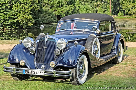 Horch 853A Sportcabriolet 1937