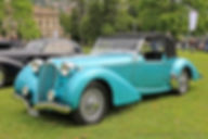Delahaye 135M Roadster by Carlton - 1938