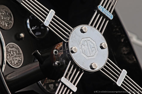 MG Q-Type - 1935