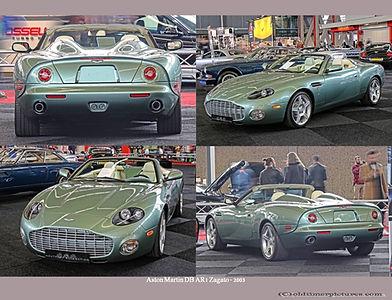 2003-Aston Martin DB AR1 Zagato