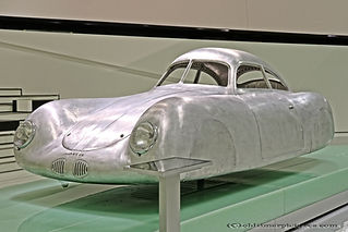 Porsche Typ 64 - 1939