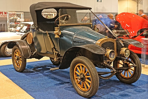 Delahaye Type 32 - 1912