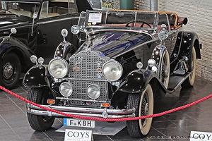 Packard Deluxe Eight Roadster 745 - 1930