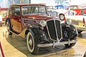 Borgward Hansa 1700 - 1938