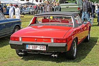 Porsche 914 - 1975