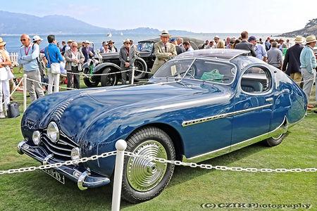 Talbot-Lago T26 Grand Sport Figoni - 1948
