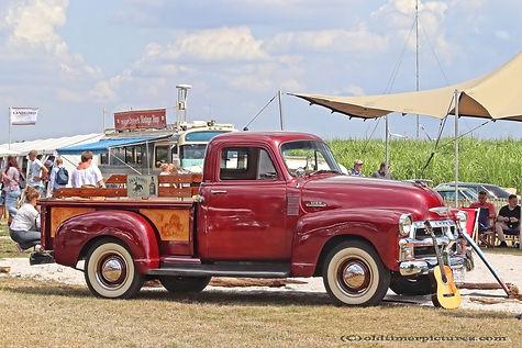 Chevrolet 3100 Pick Up - 1954