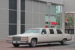 Cadillac Fleetwood Limousine - 1980