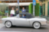 Fiat 1200 Spyder - 1958