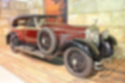 Isotta-Fraschini Tipo 8A van Rijswijk Dual-Cowl Phaeton - 1925
