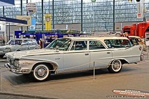 Plymouth Sport Suburban - 1960
