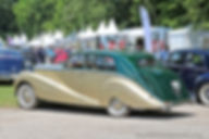 Bentley R-Type by Mulliner - 1952